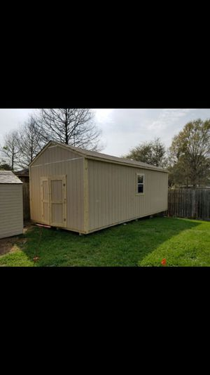 Shed for sale 12x24 Gable for Sale in Houston, TX