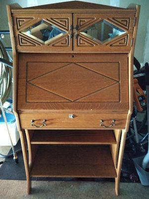 Antique Drop Front Desk for Sale in Seattle, WA