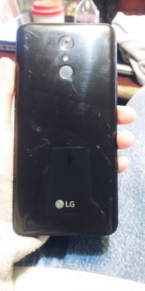 LG SMARTPHONE for Sale in Beaumont, MS