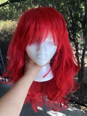 Halloween red wig for Sale in Riverside, CA
