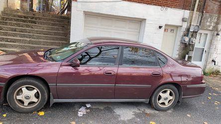 2003 Chevy Impala for Sale in Lemoyne,  PA