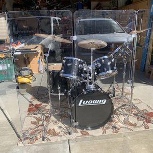 Ludwig Drum Set for Sale in Arroyo Grande, CA