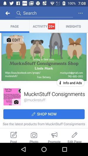MUCKNSTUFF CONSIGNMENTS for Sale in New Lexington, OH