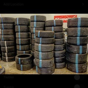 Tires All Sizes New & Some Used for Sale in Fremont, CA