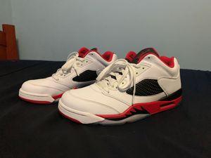 official photos df07a 7ab08 Red Air Jordan 5 s for Sale in La Mirada, CA