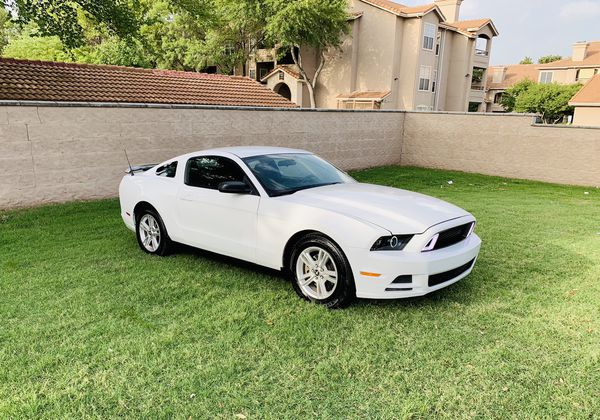 Ford Mustang 2014 V6 Coupe 2D