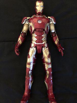 Hot Toys Iron Man Mk 43 (Loose) for Sale in Garden Grove, CA