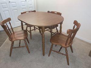 Dining/Kitchen Dining Table Set for Sale in Denver, CO