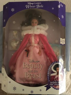 Disney Classics 1992 Winter Belle Barbie for Sale in Vancouver, WA