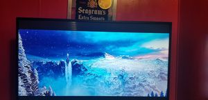 55 inch tv with blu ray $250 for Sale in Austin, TX