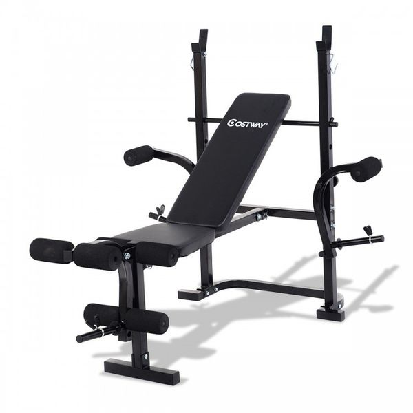Adjustable Weight lifting function bench