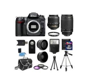 Nikon D7000 Digital SLR Camera (Bundle) for Sale in Spartanburg, SC
