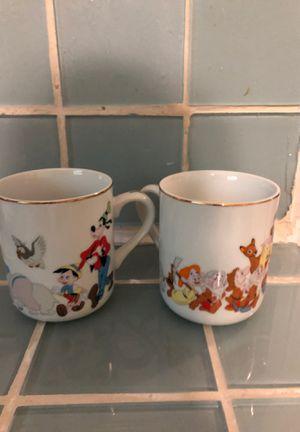 Vintage Disney Mugs for Sale in Maitland, FL