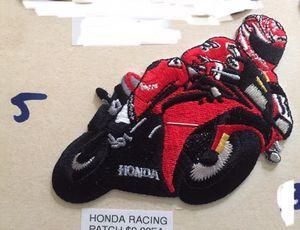 Honda Motorcycle Racing Patch for Sale in Westampton, NJ