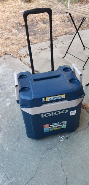 igloo max cooler for Sale in San Francisco, CA