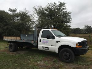 Ford F450 flat bed Truck for Sale in Zephyrhills, FL