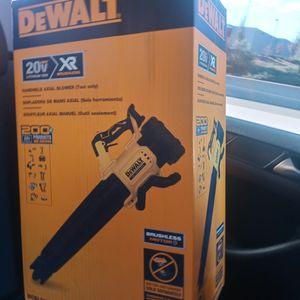 Dewalt 20vhandheld Blower for Sale in San Bernardino, CA
