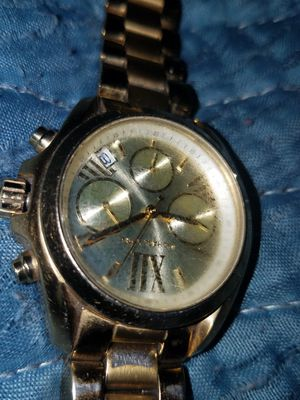 MICHAEL KORS LADY'S STAINLESS WATCH for Sale in Oxon Hill, MD