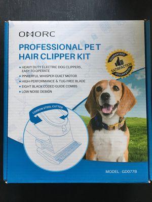 Professional Pet Hair Clipper for Sale in Auburn, GA