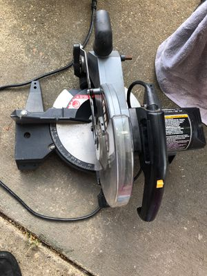 Working saw for Sale in Lake Angelus, MI