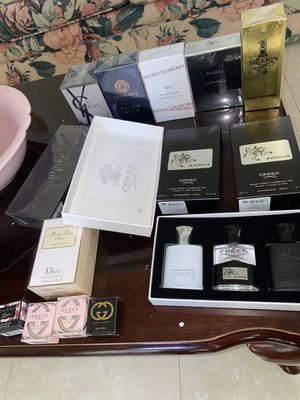 AUTHENTIC COLOGNES AND PERFUMES $65 EACH!!! TAKE ALL FOR $900 for Sale in Dallas, TX
