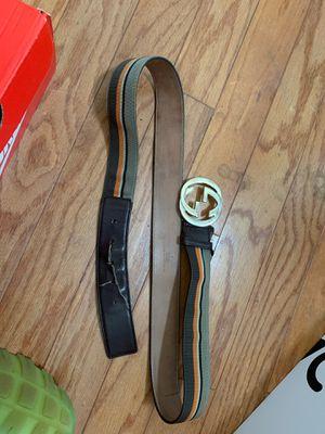 Gucci belt for Sale in Fairburn, GA