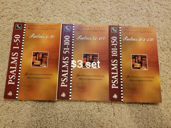 Religious Bible studies sets