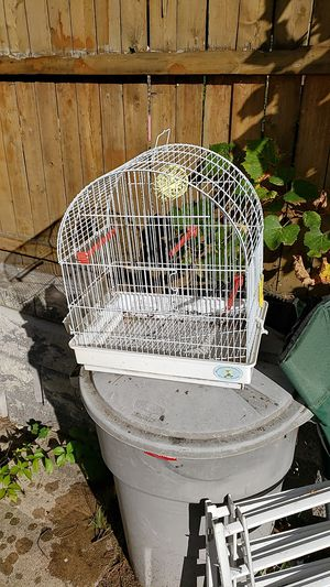 """Bird cage 16""""×11""""×19"""" for Sale in Teaneck, NJ"""