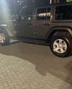 Jeep Wrangler OEM Stock Wheels 2020 for Sale in Santa Ana, CA