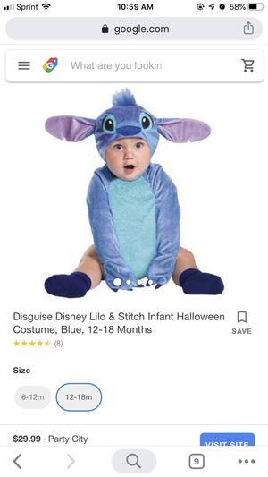 Stitch costume for Sale in Aurora, IL