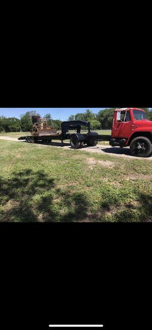Truck, Trailer, Dozer BUNDLE for Sale in Cuero, TX