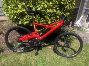 Cannondale prophet Lefty mountain bike L size. Great shape very rare! 850$ for Sale in Redmond, WA