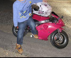 Kids little moto gas for Sale in Hendersonville, TN