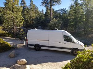2013 Mercedes sprinter camper van for Sale in Upland, CA