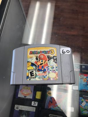 Mario party 3 for Sale in Los Angeles, CA