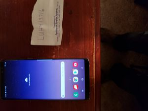 Samsung galaxy note 8 64 gb (verizon) for Sale in Hedgesville, WV