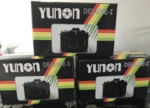YUNON DELUXE- 1 CAMERA for Sale in North Miami Beach, FL