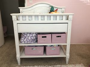 Changing table for Sale in Fullerton, CA