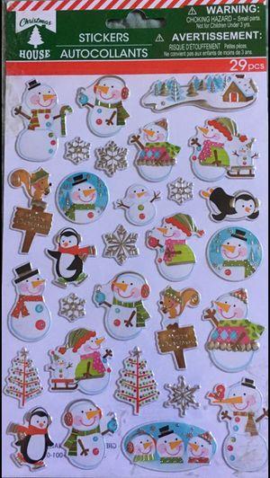 Christmas Stickers for Sale in Hemet, CA