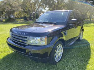 2009 Land Rover Range Rover Sport for Sale in Kissimmee, FL