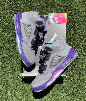 """Jordan 5 """"Bel-Air"""" size 5y for Sale in Las Vegas, NV"""