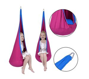 Kids pod swing chair (girl ) for Sale in Denville, NJ