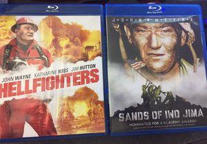 30 Blu-Ray John Wayne collection for Sale in Orange, TX