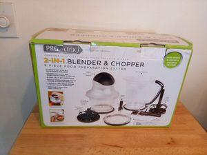 PROLectrix 2 in 1 BLENDER & CHOPPER for Sale in Warren, MI