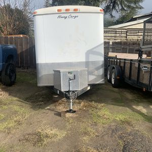 6x12 Cargo Trailer for Sale in Riverbank, CA