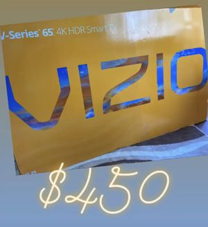 "Vizio 65"" 4K SMART TV for Sale in Warren, MI"