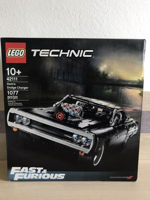 *NEW* Doms Charger Lego set - 42111 (sealed) for Sale in Houston, TX