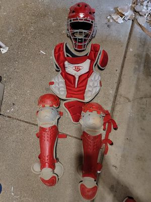Louisville Slugger Youth Series 5 Catcher's Set for Sale in Yorba Linda, CA