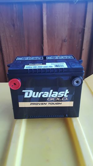 Duralast Gold Battery for Sale in Pittsburg, CA