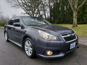 2013 Subaru legacy 4wd AUTOMATIC 4CYL very clean LOW MILES sport rear CAMERA NAVIGATION SYSTEM sport for Sale in Portland, OR